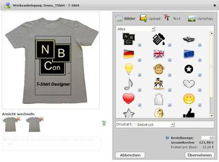 NBCon - Produkt Designer - Erweiterung (Artikelnr.: 24631)